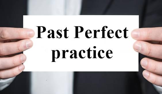 Variasi Soal Latihan Past Perfect Tense