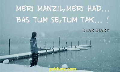 Dear Diary Love Quotes and Shayari HD Images 4