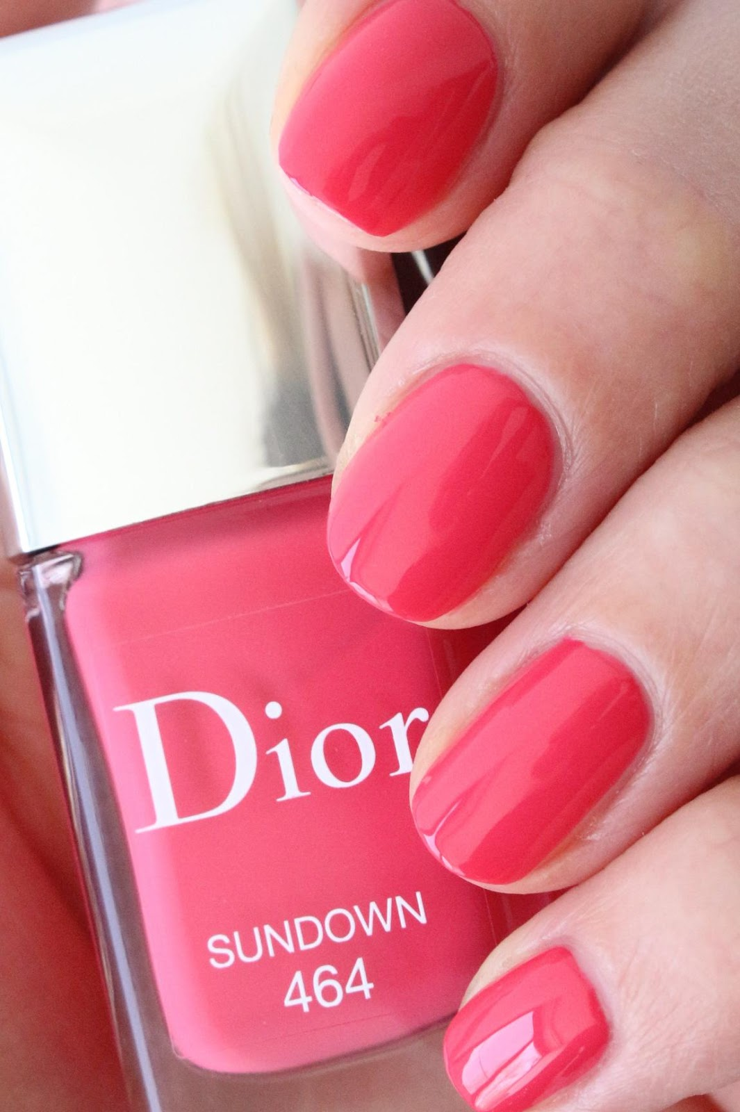 Dior Vernis 464 Sundown