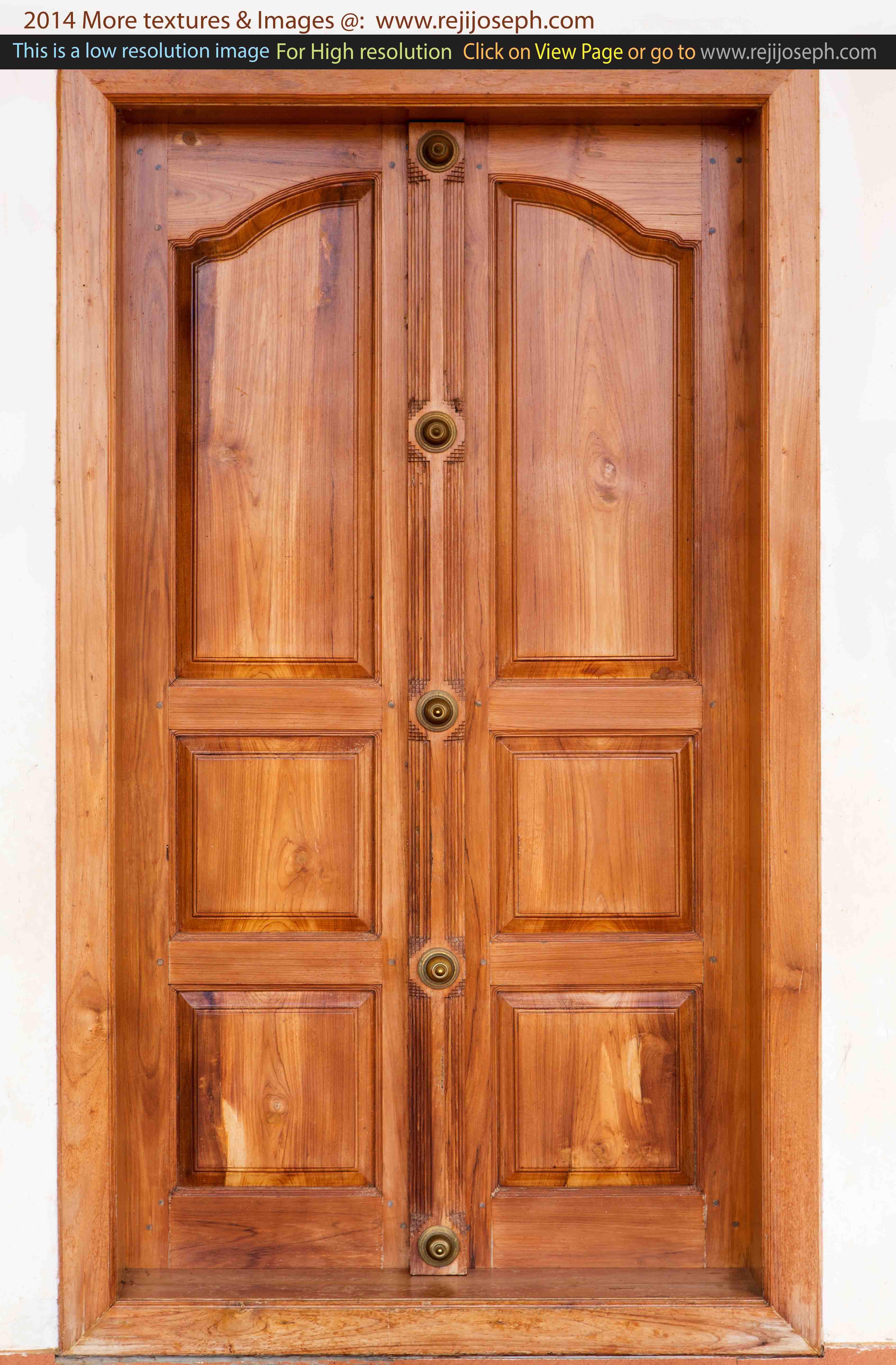 Wooden door texture 00004