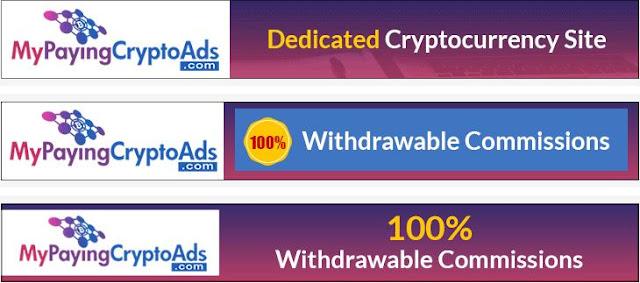 MyPayingCryptoAds. Ahora revshare en bitcoins.