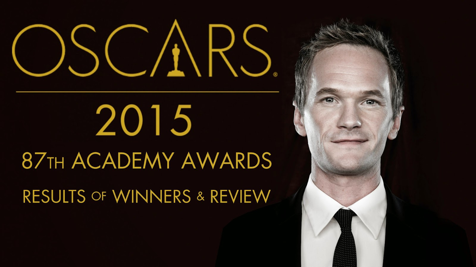 Review of Oscars winners 87th Academy Awards results podcast