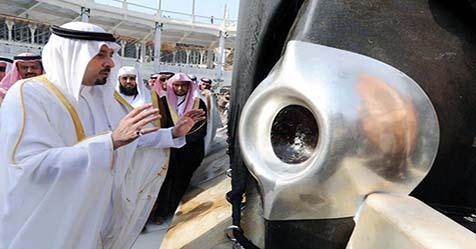 Mystery of the Black Stone Hajar Aswad in Mecca