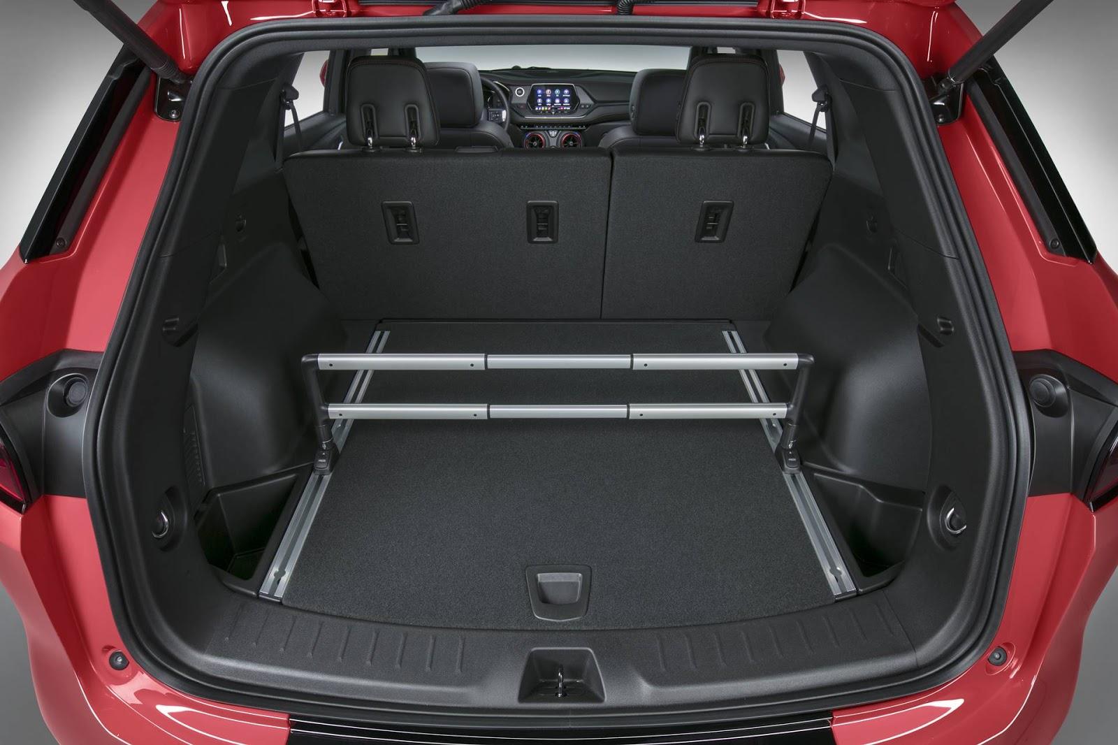 Novo Chevrolet Blazer 2019: SUV do Camaro - vídeo | CAR ...
