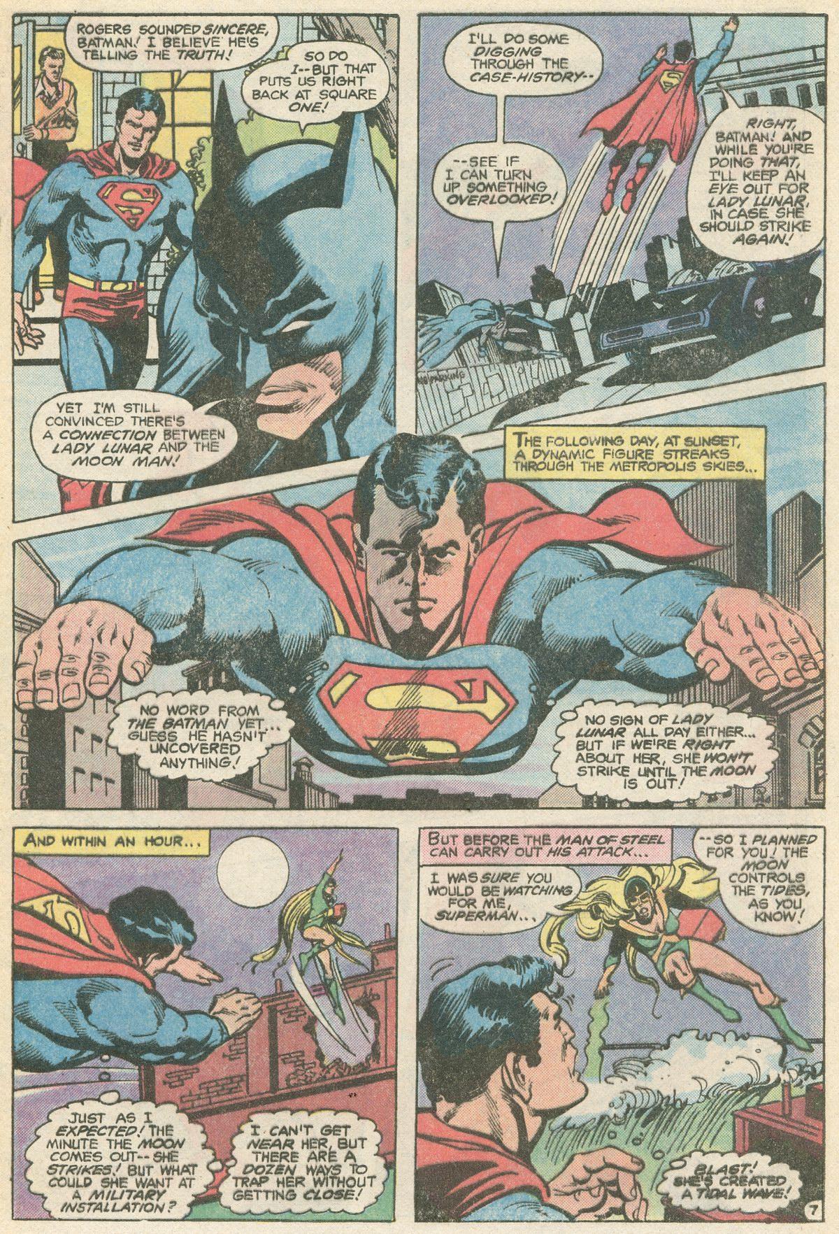 Read online World's Finest Comics comic -  Issue #266 - 9