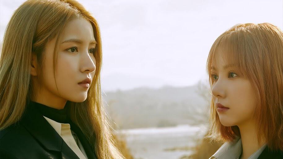 GFriend, Sowon, Eunha, Labyrinth, 4K, #6.242