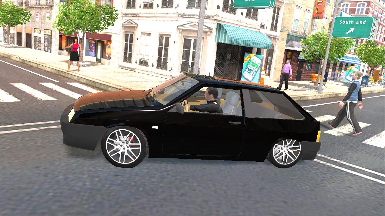 Car Simulator OG MOD APK Terbaru