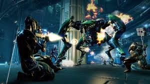Fight the Grineer with free WARFRAME for PlayStation 4 download now from PlayStation Store