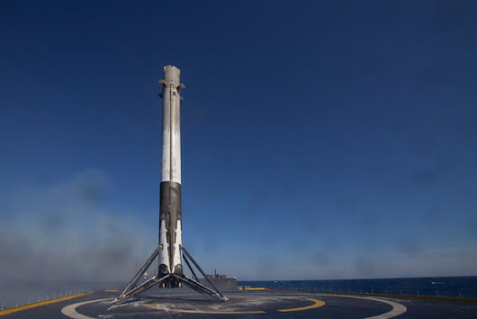 SpaceX plans to launch reused Falcon 9 this fall