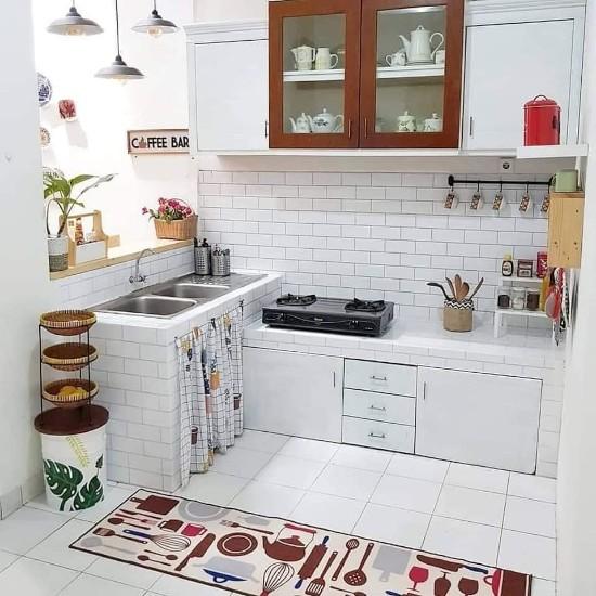 Jasa Desain Dapur Di Makassar: 26 Desain Inspiratif Dapur Rumah Minimalis Dalam Berbagai