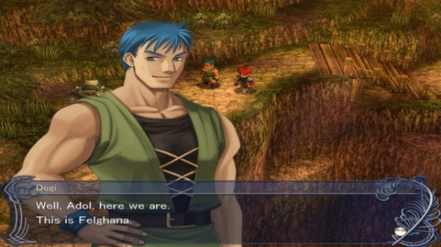 Ys The Oath in Felghana Free Download PC Games