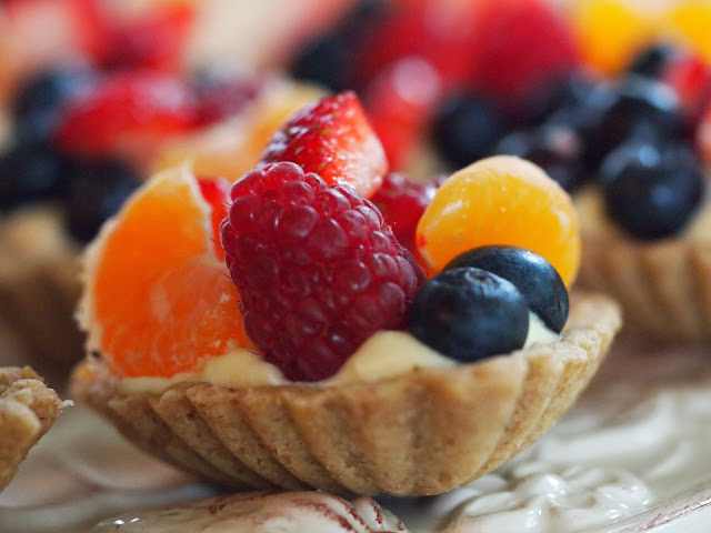 My Girlfriend's Best Recipes: French Pastry Tarts
