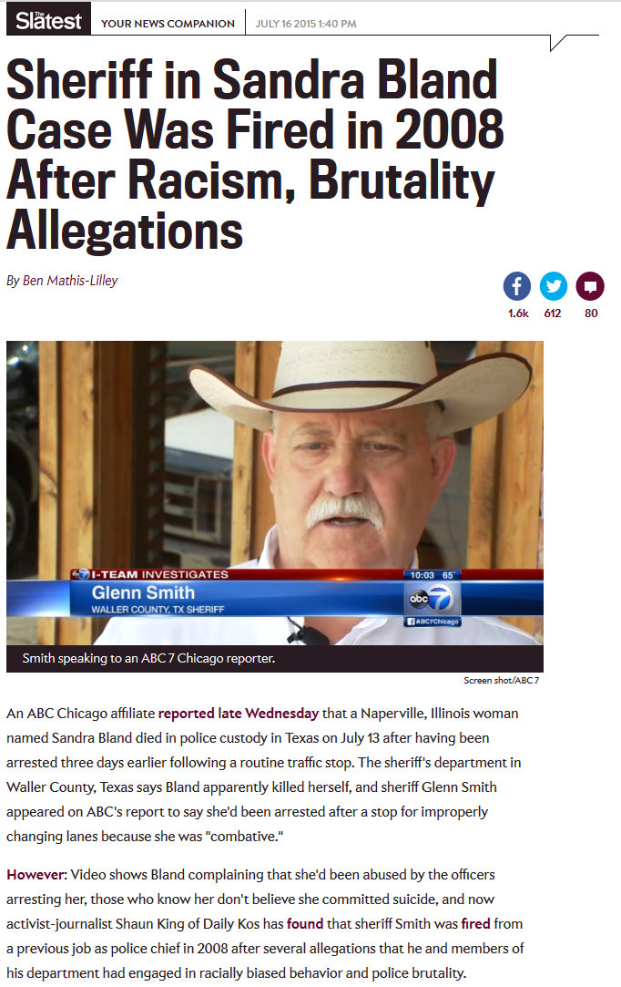 WALLER COUNTY OFFICIAL: Waller County Sheriff Department has