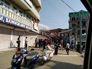 Mizoram election campaign