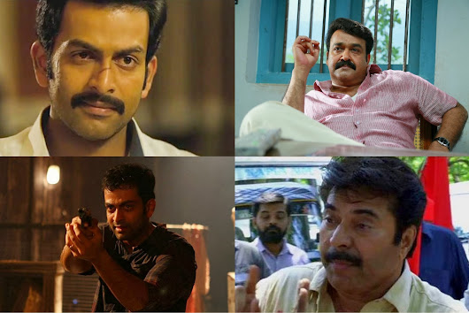 Top Malayalam Movie Moments of 2013