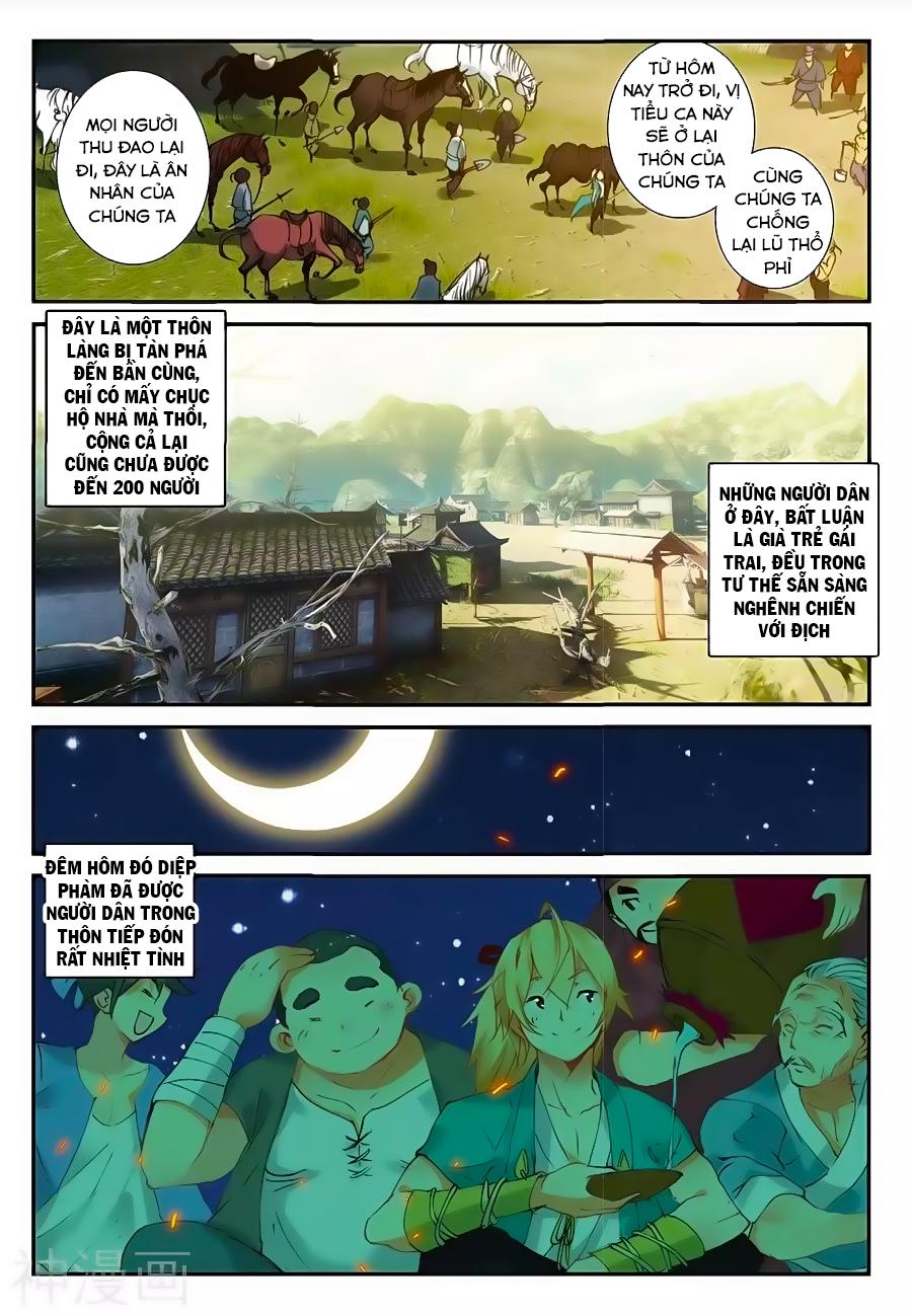 Già Thiên - Chap 64-65