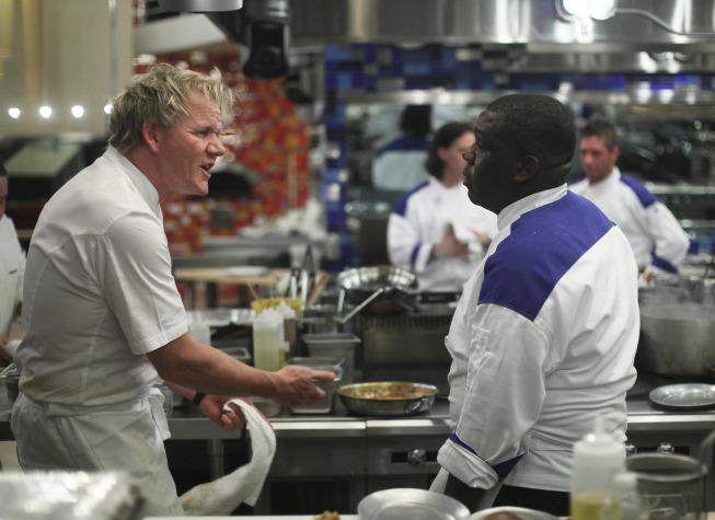 Hells Kitchen Season 10, Episode 1 |Jigsaw's Lair