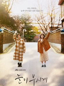 Sinopsis pemain genre Drama The Light in Your Eyes (2019)