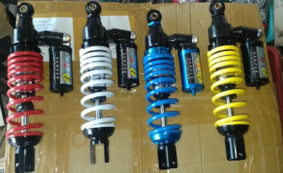 Daftar Harga Shockbreaker Motor GAZI Terbaru