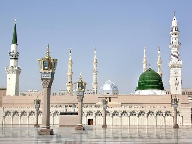 Masjid Markas Perjuangan Ummat