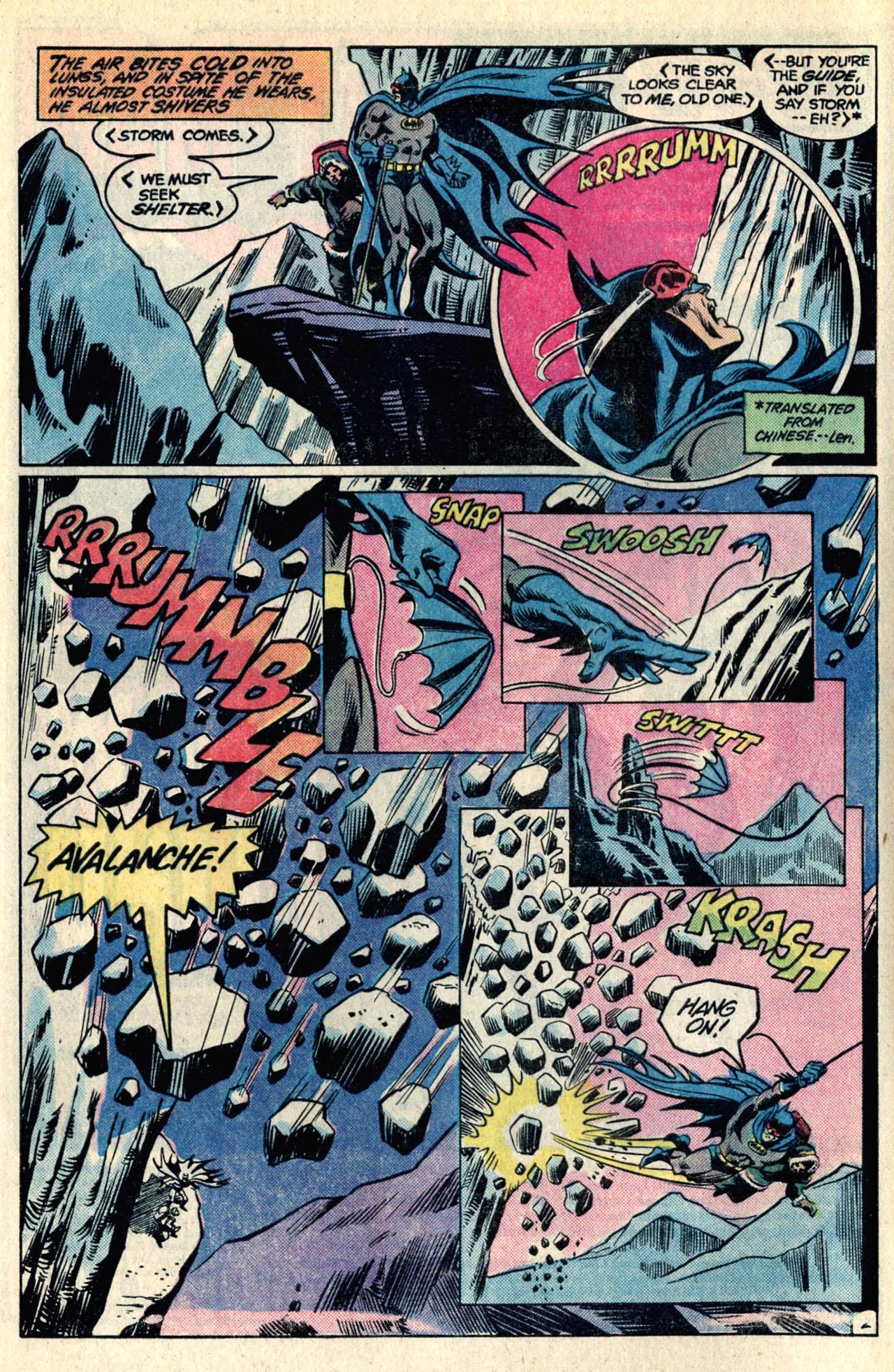 Detective Comics (1937) 522 Page 3