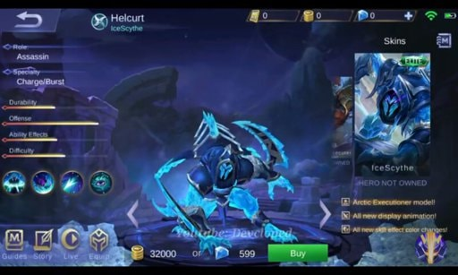 "How to Get Exclusive Helcurt Skin ""Ice Scythe"" and Season Pass Details"