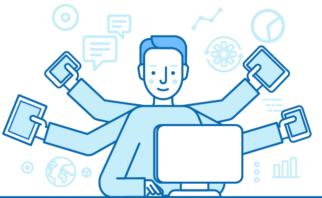 Web responsive, para todos los dispositivos
