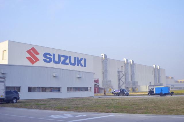 Info Pekerjaan PT Suzuki Indomobil Motor Bagian Operator (Minimal Tamatan SMK/Setara)