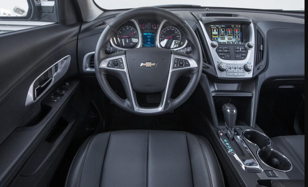 2019 Chevrolet Equinox Interior Chevrolet Specs