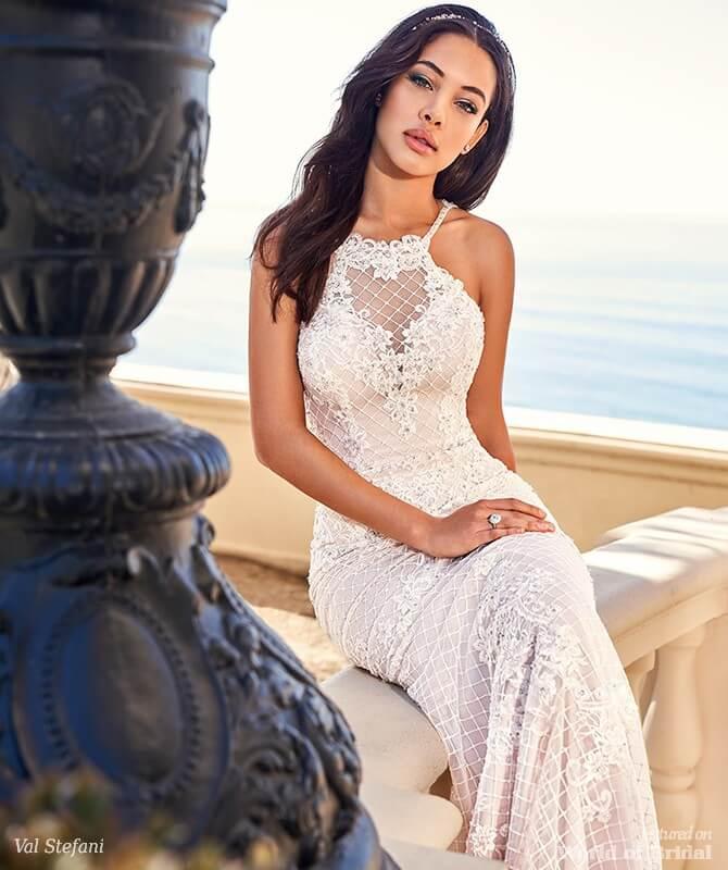 Val Stefani Fall 2018 Wedding Dresses