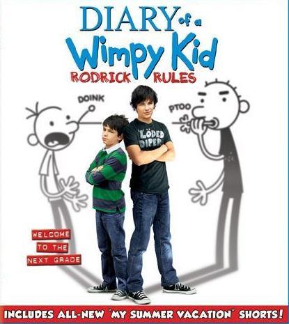 diary of a wimpy kid 2 rodrick rules 2011 brrip 575mb