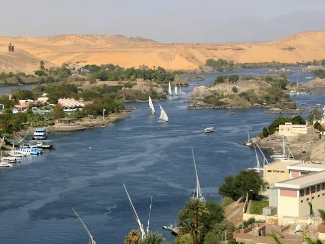 Nilo in Egitto