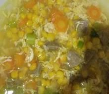 Resep Cara Membuat Sup Jagung Enak Sehat
