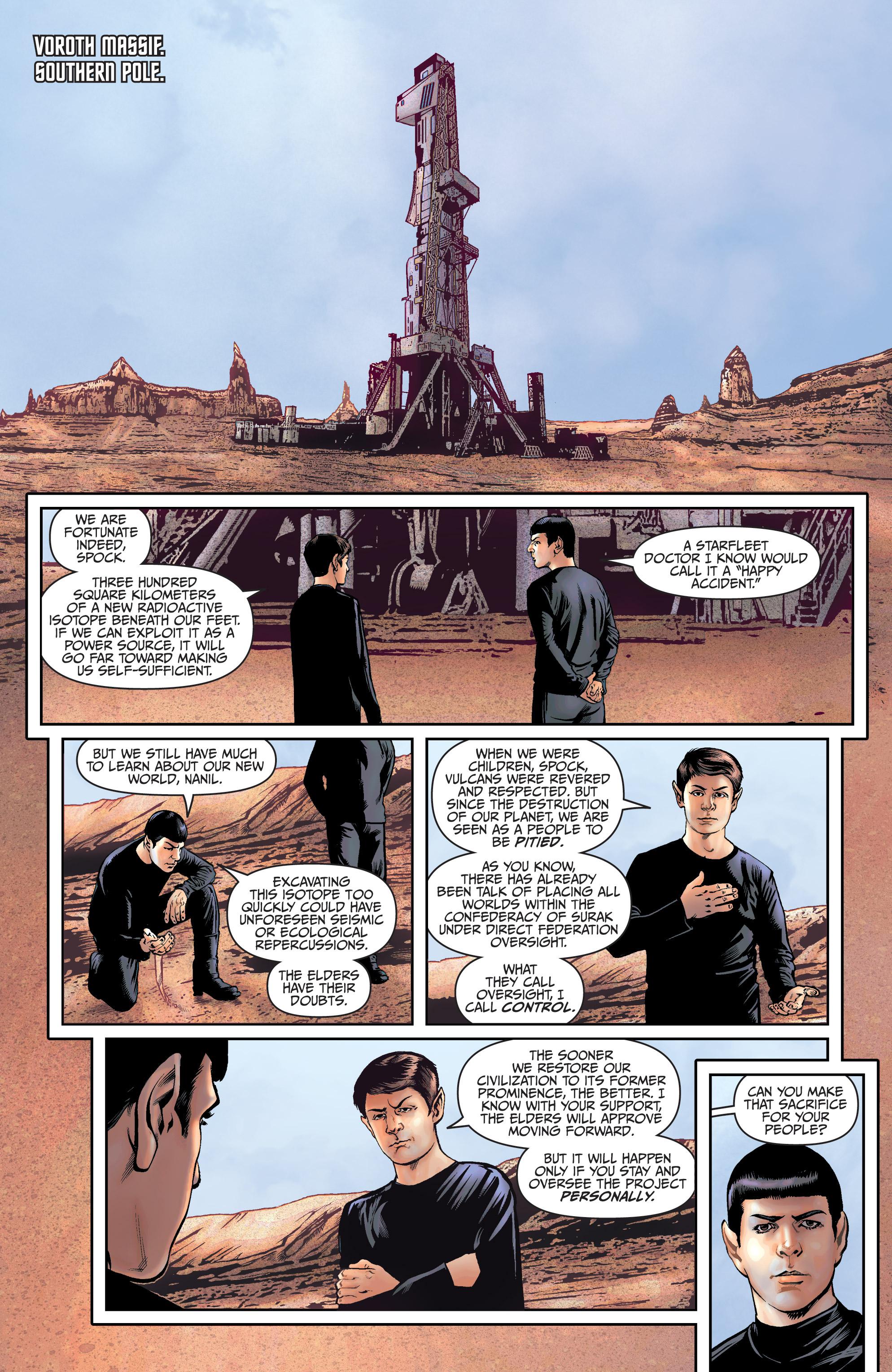 Read online Star Trek: Boldly Go comic -  Issue #9 - 7