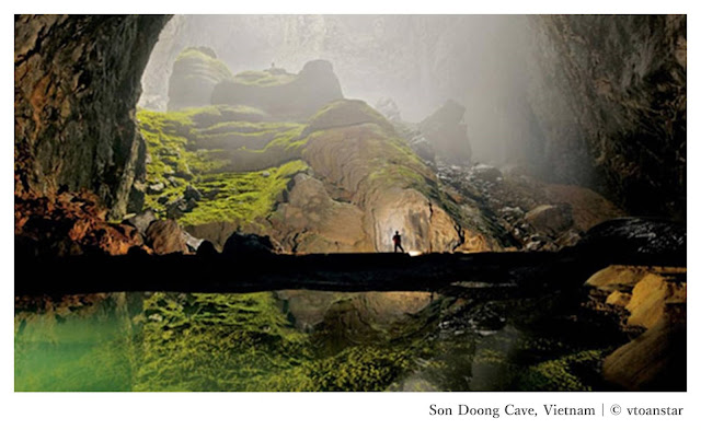 Conquering Southeast Asia: The Thrill-Seekers Edition - Son Doong Cave Vietnam - Ramble and Wander