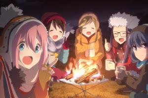 Reseña: Yuru Camp / El anime que limpia Almas