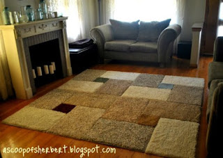 Carpet Tile Area Rug