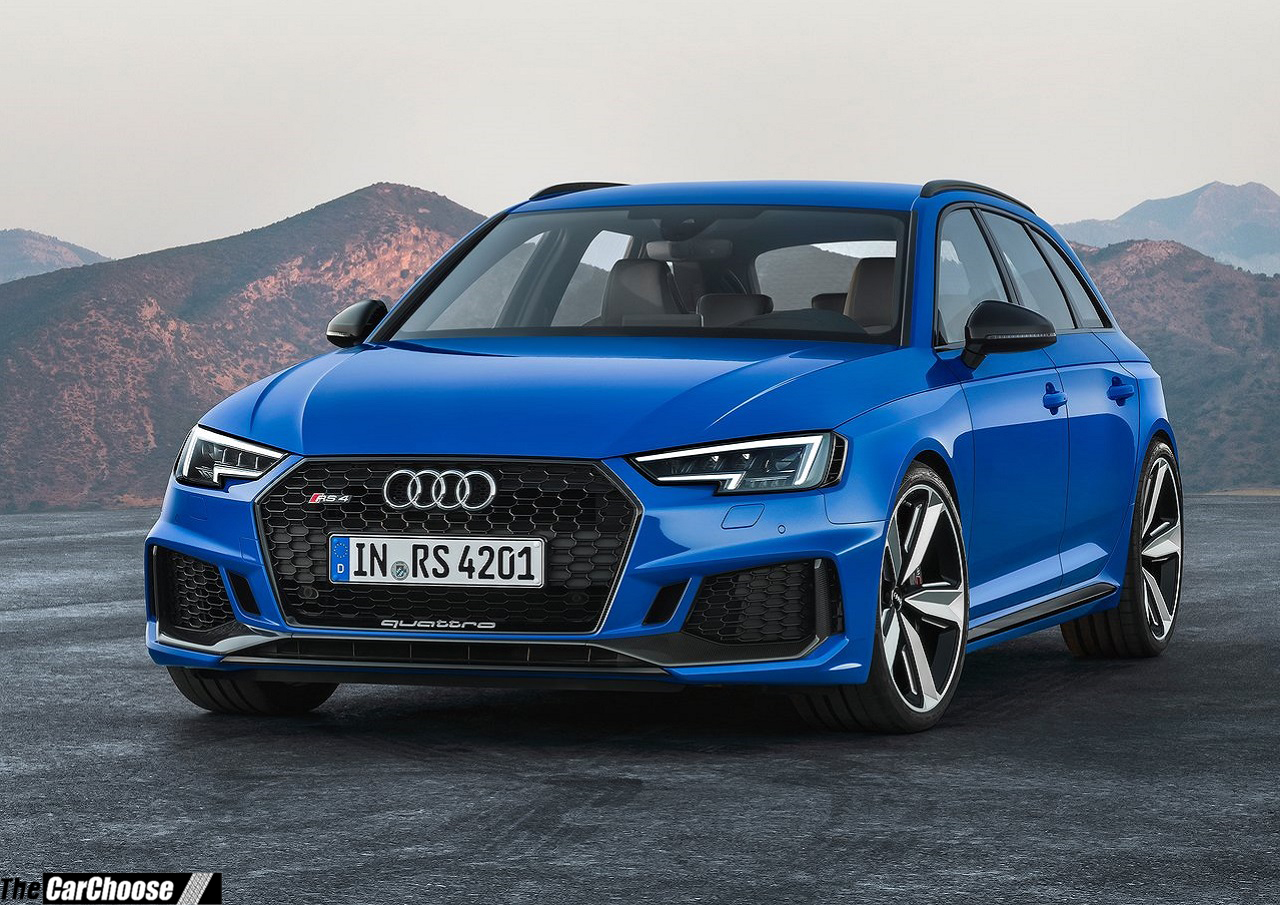 2018 2019 audi rs4 avant details car details. Black Bedroom Furniture Sets. Home Design Ideas