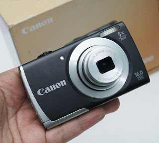 Jual Kamera Second Canon PowerShoot A2500