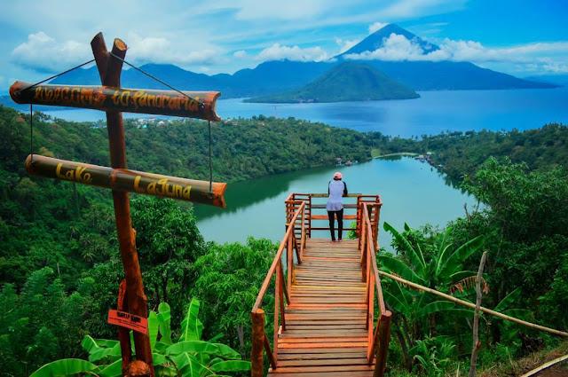 Danau Laguna - Ternate - Maluku Utara