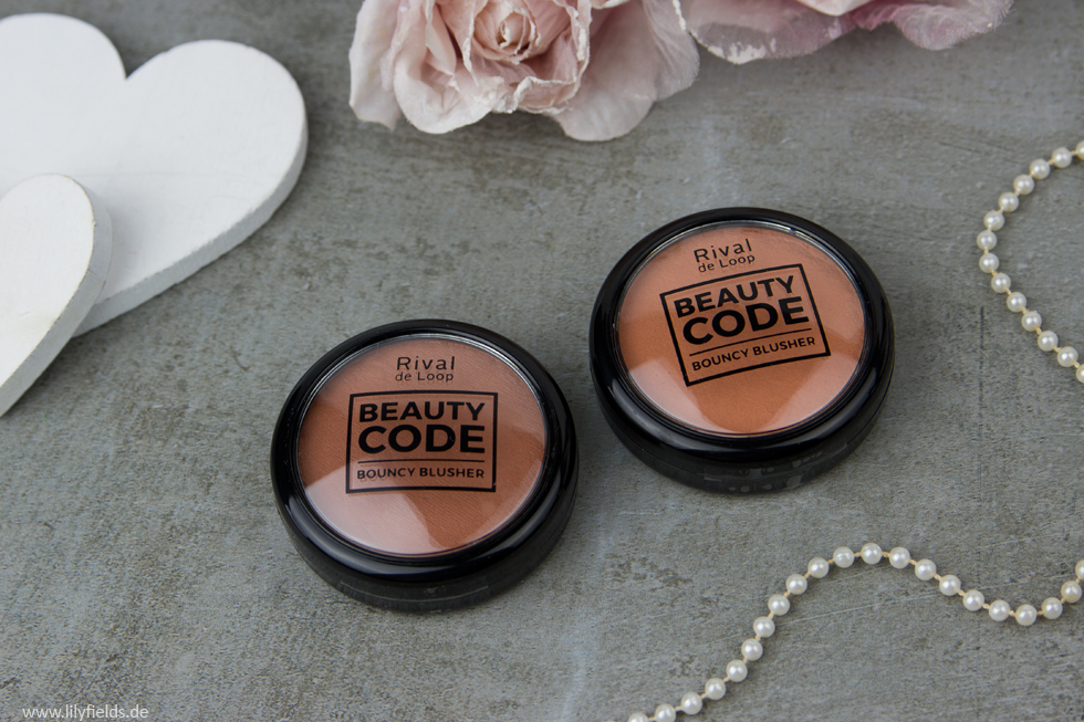 Beauty Code - Bouncy Blusher