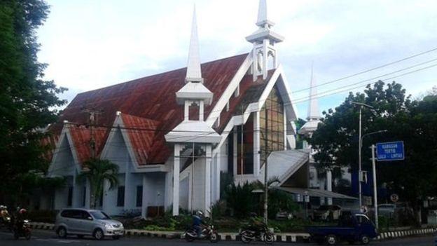 Moto torang samua basudara di Manado.