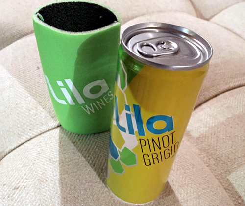 Wine Review: Lila Pinot Grigio