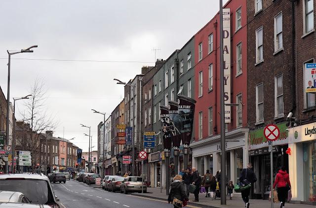 Limerick, keskusta