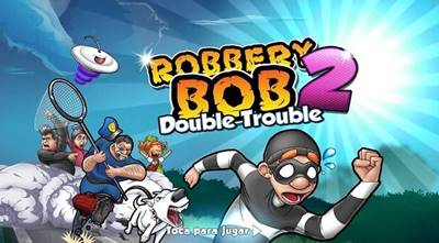 Download Robbery Bob 2: Double Trouble MOD Apk Android Terbaru 2018