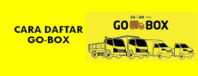 cara daftar gobox, cara gabung gobox, cara menjadi mitra gobox, lowongan kerja gobox