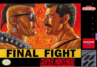 Final Fight (BR) [ SNES ]