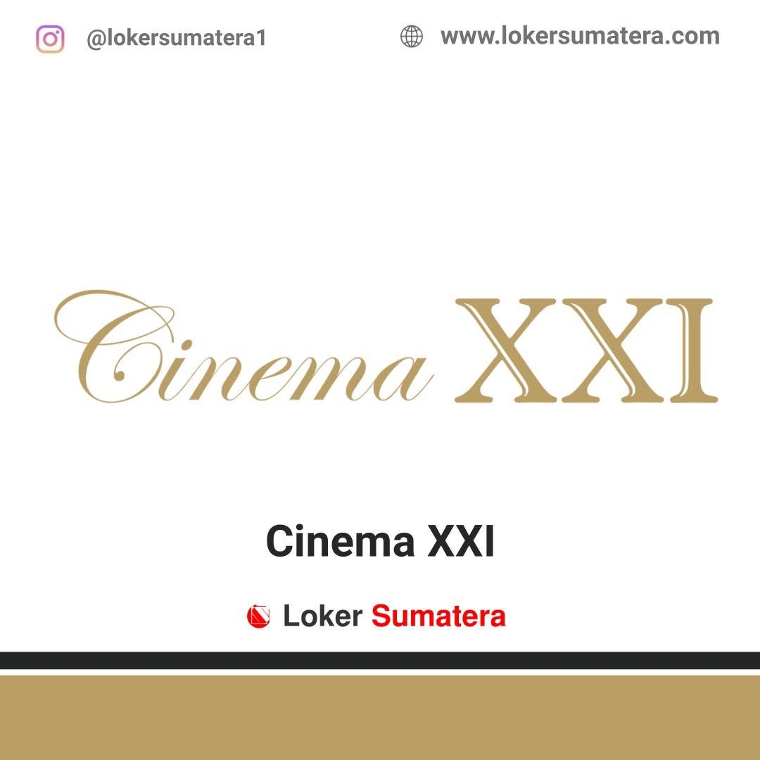 Lowongan Kerja Terbaru: Cinema XXI Cambridge City Square Medan