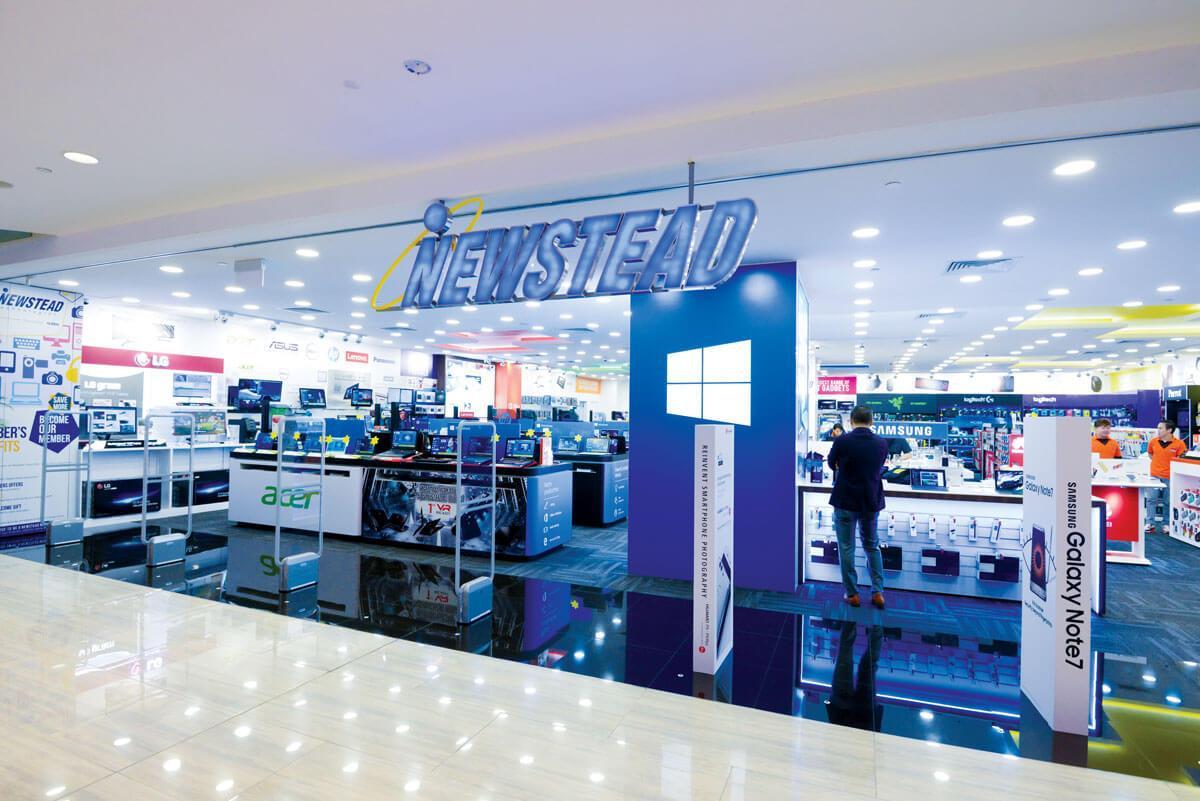 Newstead Technologies Liquidation - Minimal Impact To S-REIT - CGS-CIMB Research | SGinvestors.io
