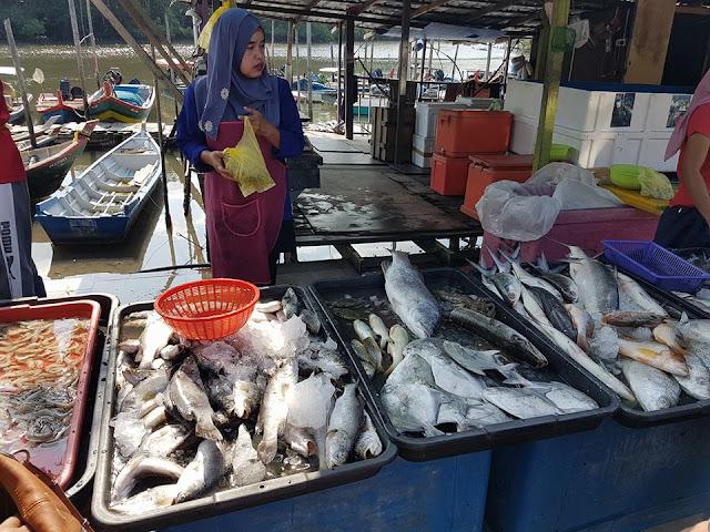 Tempat Jual Ikan dan Seafood Segar